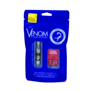 Verry Cherry Full Spectrum CBD Cartridge